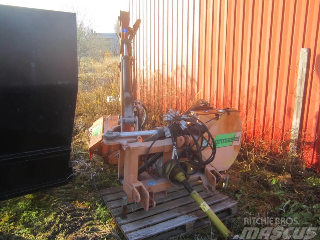 Agrimaster Puomimurskain 550