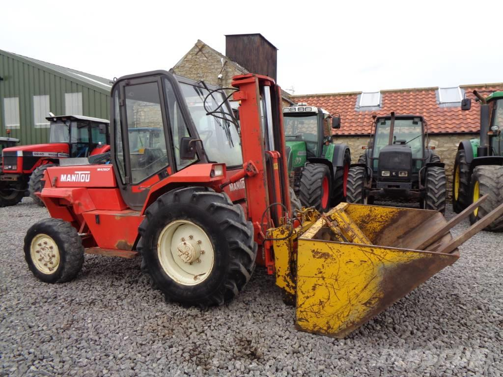 Manitou M 426 CP Masted All Terrain Forklift