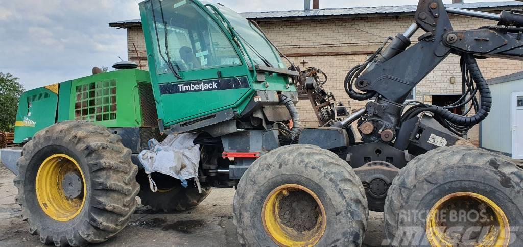 Timberjack 1470D Breaking for parts/ Demonteras