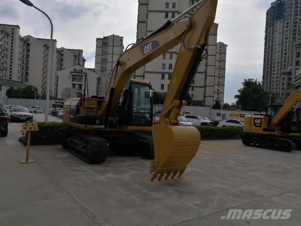 Caterpillar 313D2GC Excavator **Year 2017**