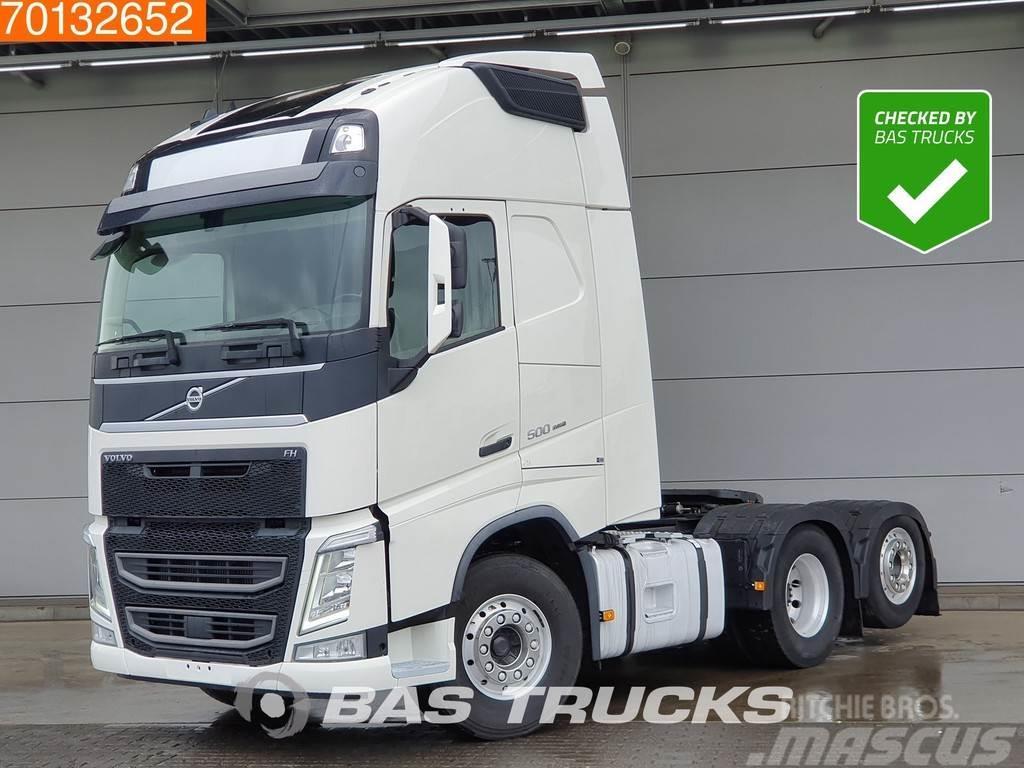 Volvo FH 500 6X2 XL VEB+ Liftachse ADR Euro 6