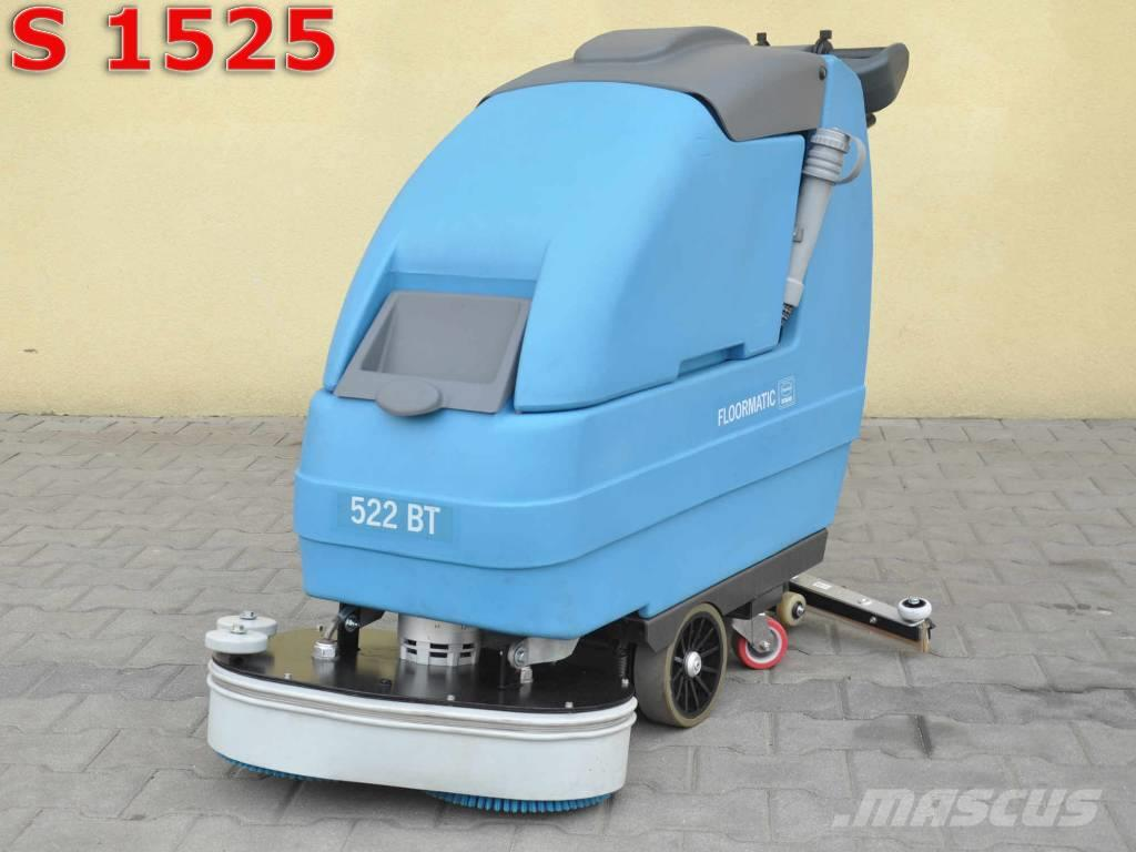[Other] Scrubber Dryer FLORMATIC 522 BT