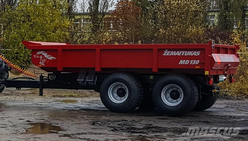 Mustang Dumper MD-130 by Universe group