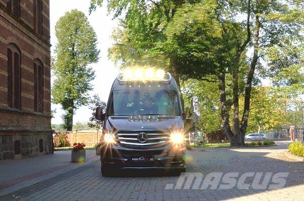 Mercedes-Benz Sprinter 316 CUBY Taxi Bus Warranty 5 years (141)