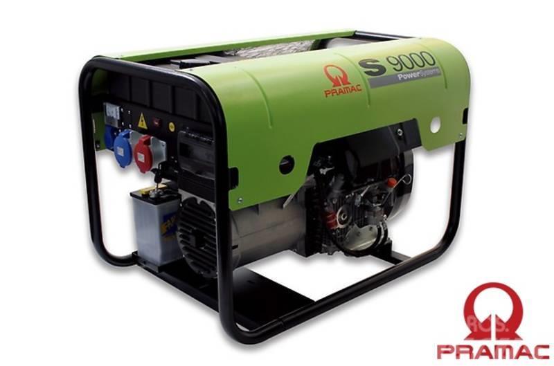 Pramac S9000 230/400V  3.8/10.3 kVA