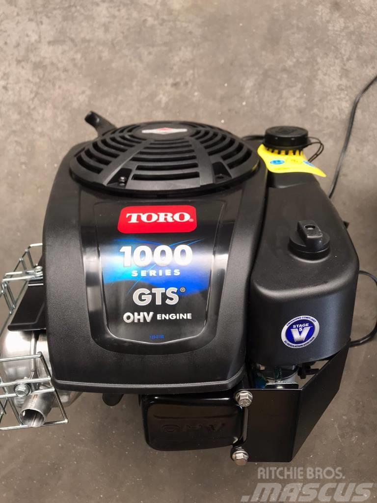 [Other] 5 x Toro Timemaster76 wielen, motor, aandrijving,