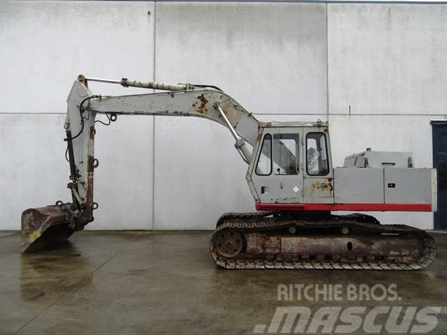 Komatsu -pc200lc-2 - Crawler excavators, - Mascus UK