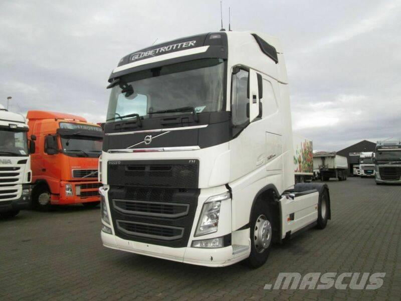 [Other] Dragbil VOLVO FH 500 Glob Euro 6