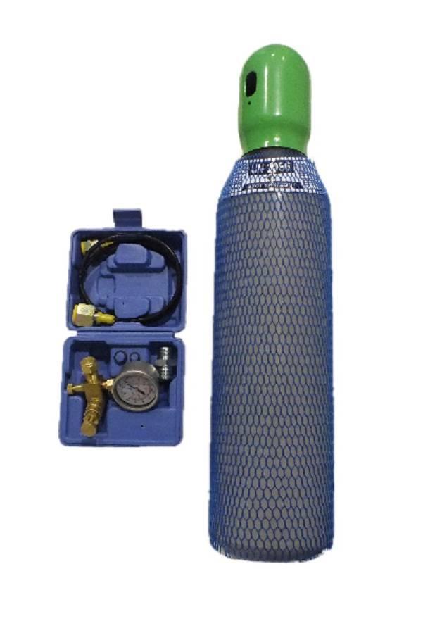 [Other] Zestaw do napełniania azotem młota hydraulicznego