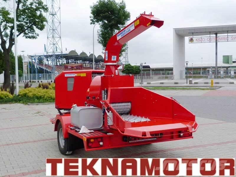 Teknamotor Skorpion 250SDT/G chipper