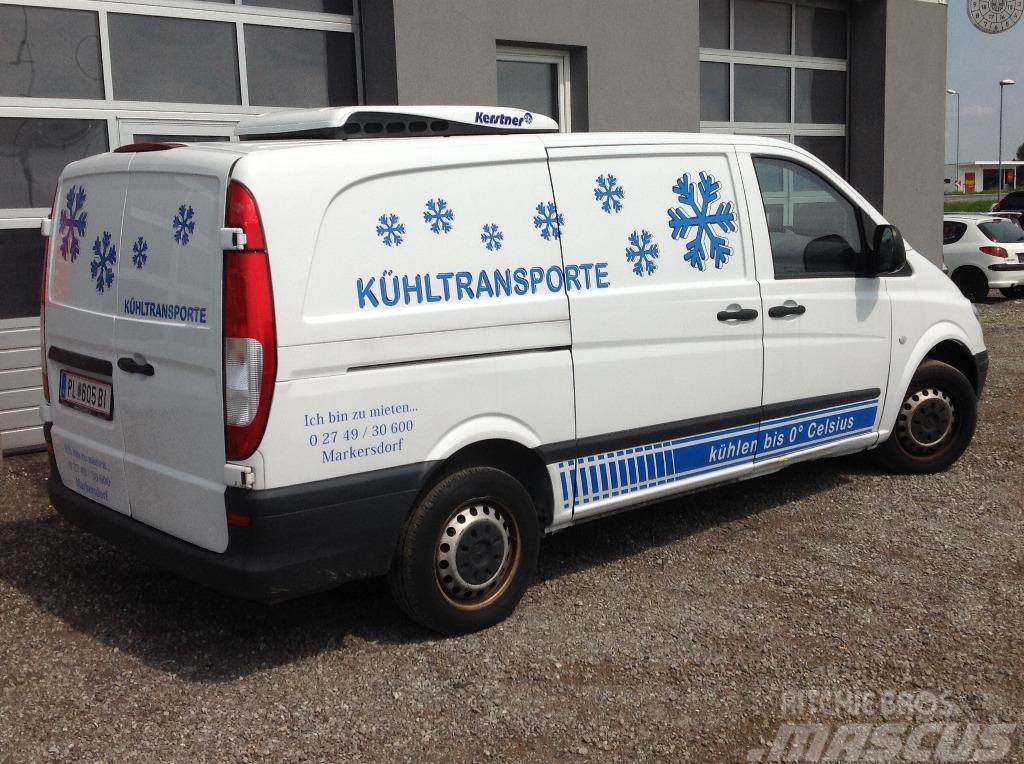 Mercedes-Benz Vito 109 CDI kühltransporter