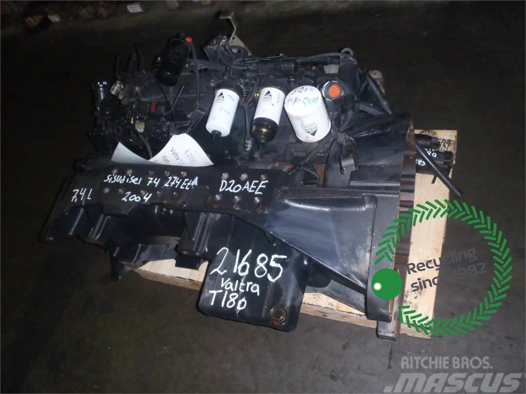 Valtra T180 Engine
