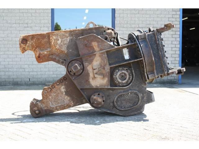Caterpillar Verachtert Demolitionshear VTC30