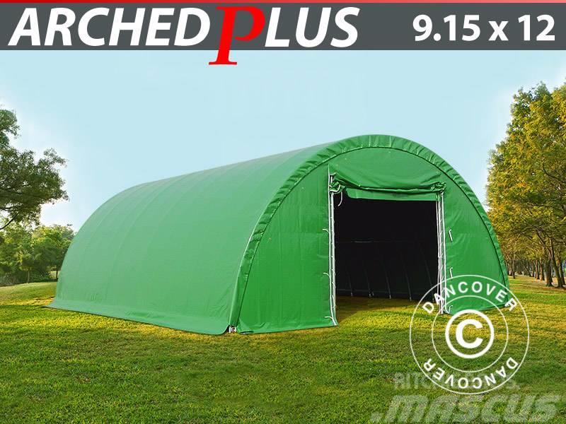 Dancover Storage Shelter 9,15x12x4,5m PVC Telthal