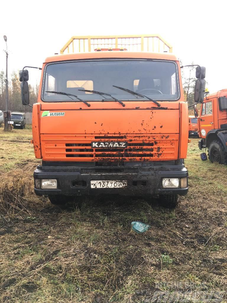 Камаз 65115-62 Сортиментовоз Т 6303 В