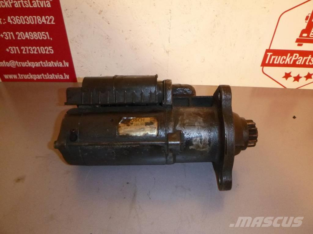 Scania R 420 THE  STARTER BOSCH 1447911