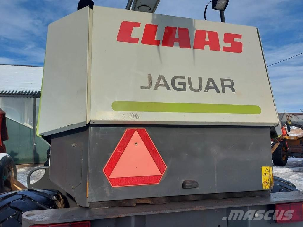 CLAAS Jaguar 900 + Champion 360