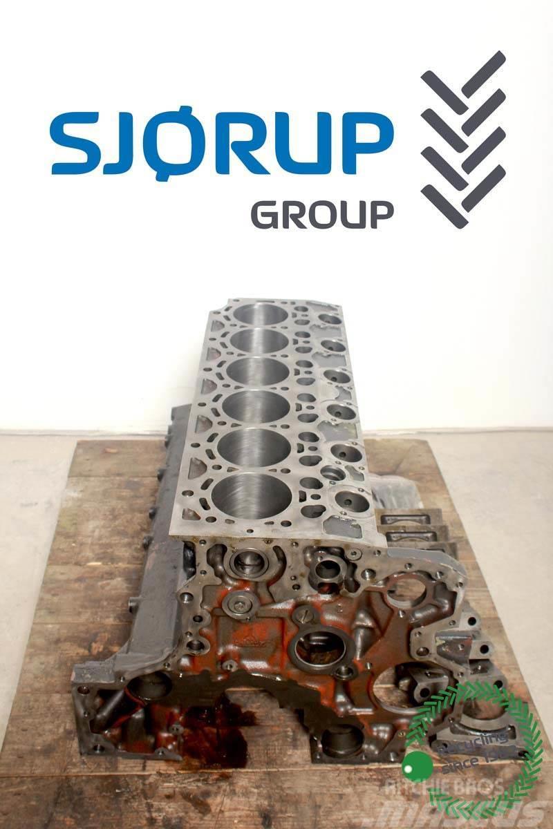 Deutz-Fahr Agrotron 108 Engine Block
