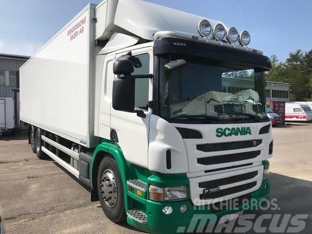 Scania P360 LB 6X2*4MNB