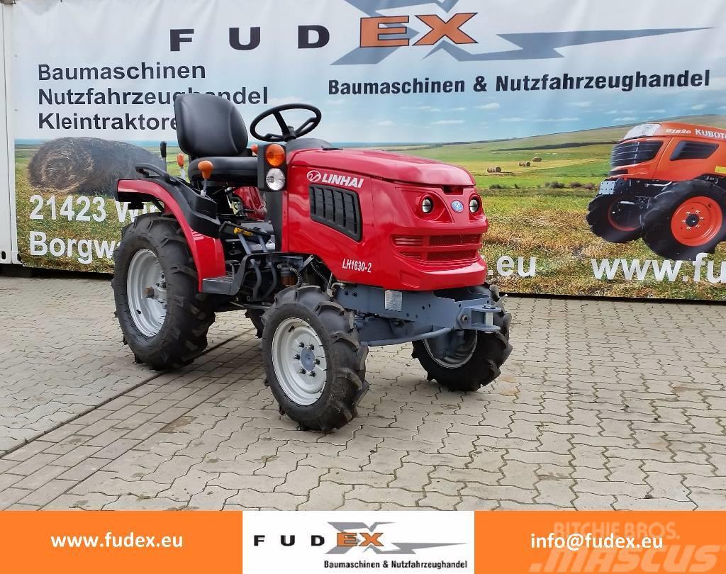 linhai lh1630 schmalspur kleintraktor kubota iseki occasion, prix: 6