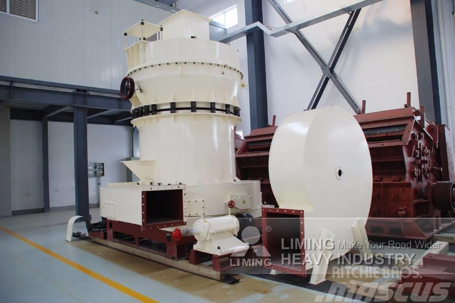 Liming 4~13tph TGM Trapezium Mill