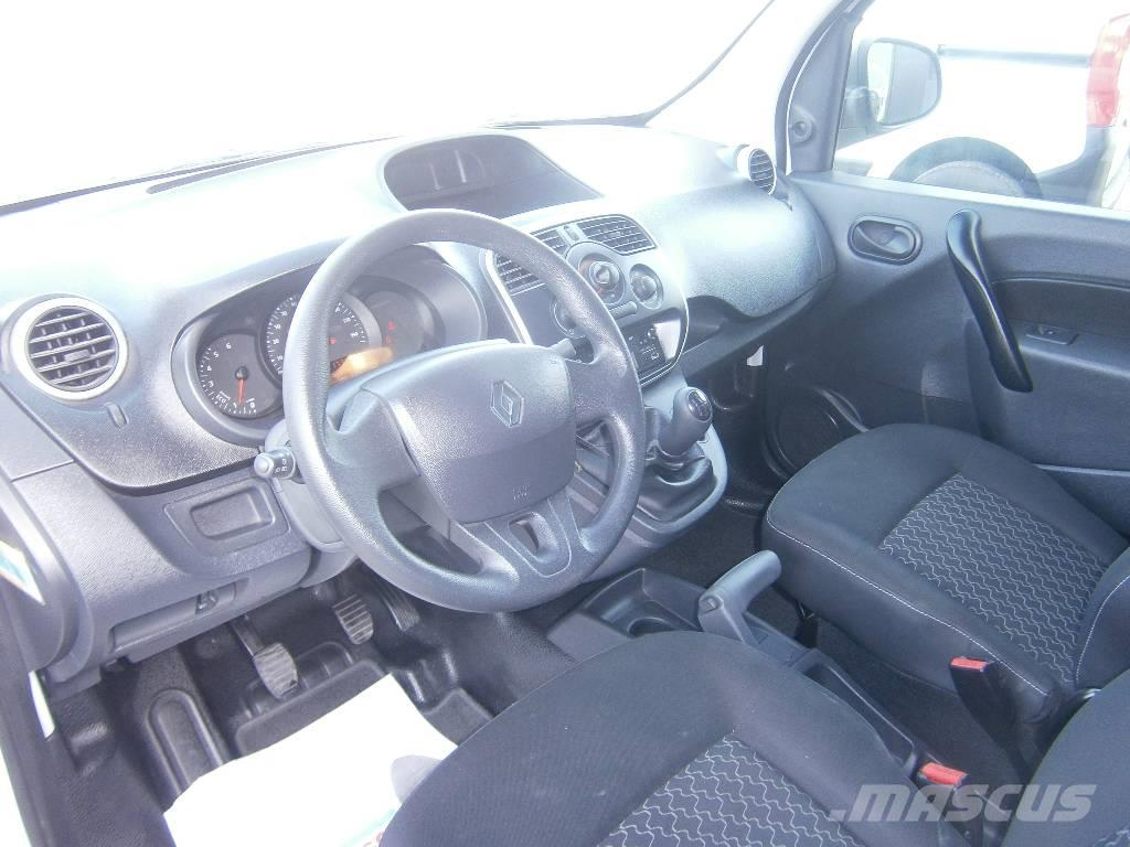 renault kangoo 1 5 dci puerta lateral til salgs 2015 i malaga spania brukte varebiler. Black Bedroom Furniture Sets. Home Design Ideas