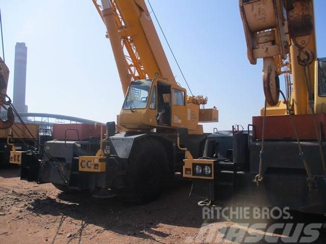 Tadano GR550EX, 55 Ton Mobile Crane