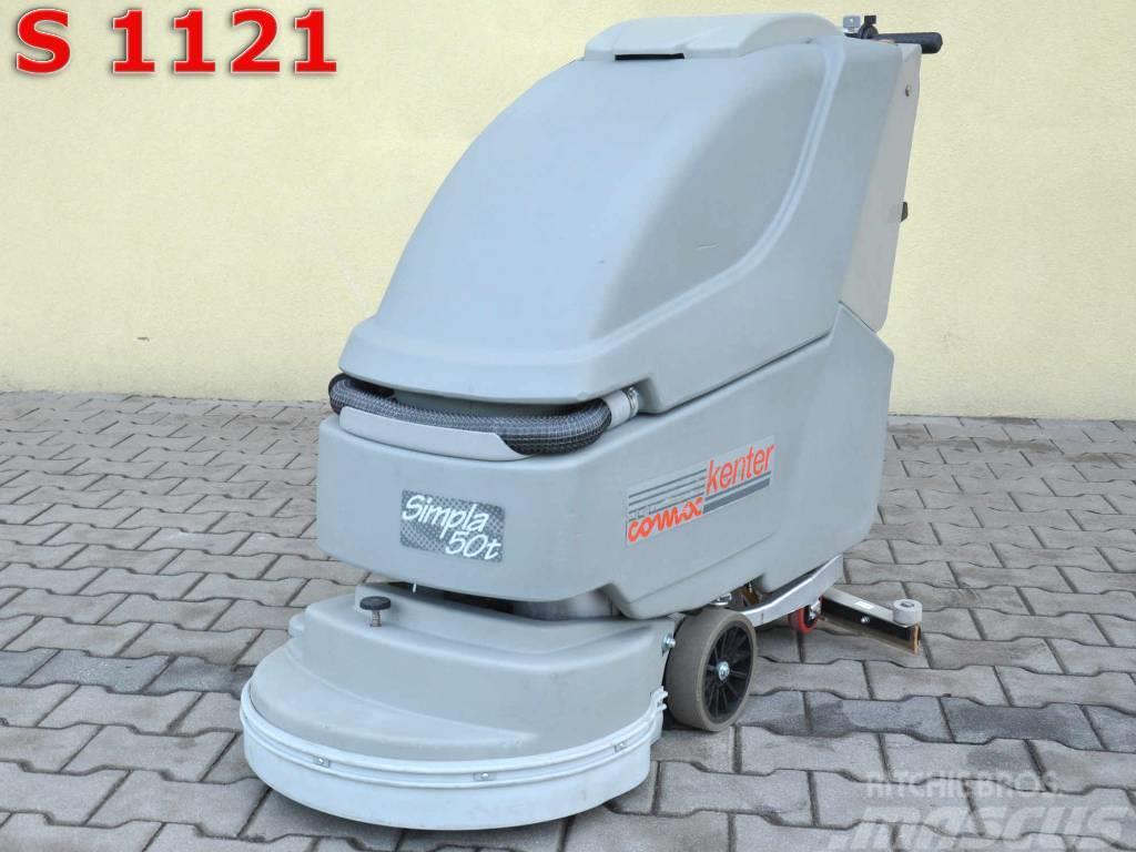 [Other] Scrubber Dryer COMAC SIMPLA SIMPLA 50 BT