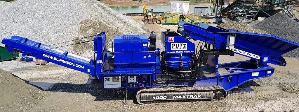 Pegson Maxtrak 1000 cone crusher