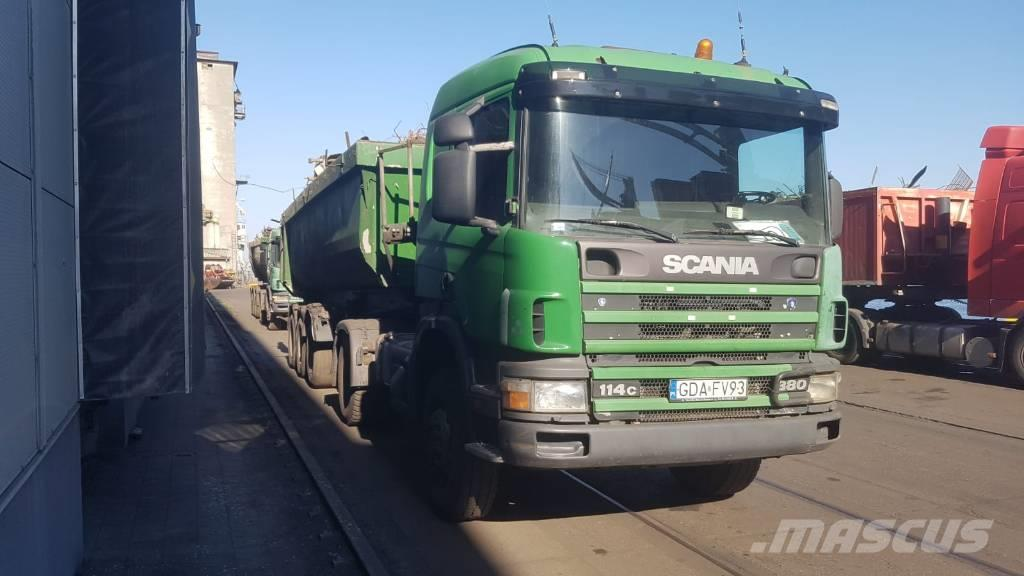 Scania 380 4x4