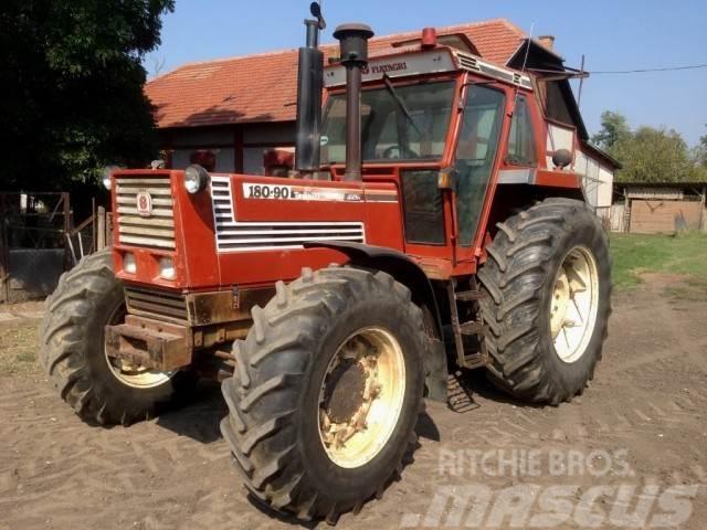 fiat 180 90 pris 190 260 kr tillverknings r 1990 traktorer mascus sverige. Black Bedroom Furniture Sets. Home Design Ideas