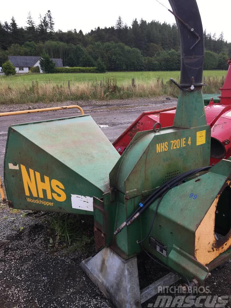 NHS 720 IE 4 PTO Wood Chipper