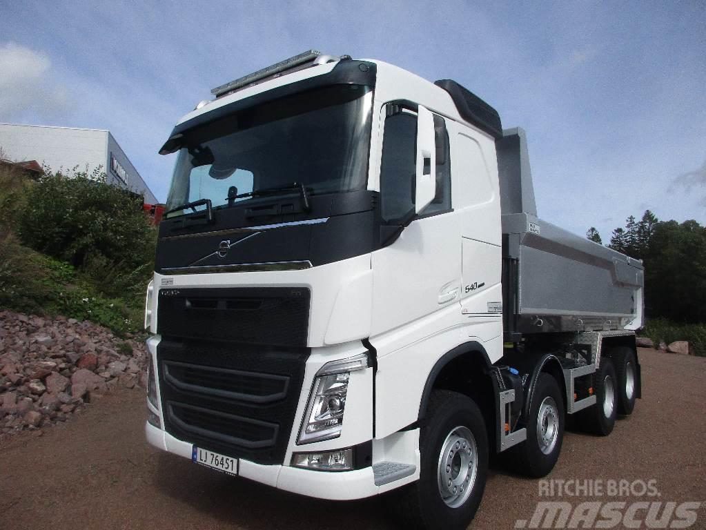 Volvo FH540 8x4 - Leie en slik? Ta kontakt med oss!!