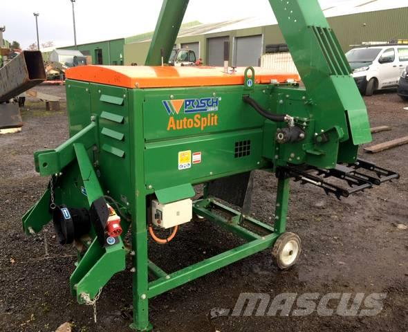 Posch AutoSplit 250 Kindling Machine - Dual Power
