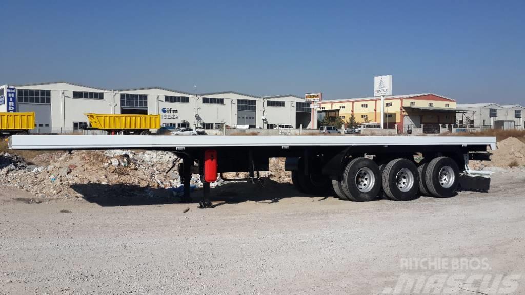Lider Flatbed semi-trailers