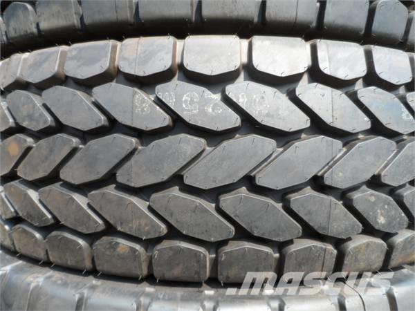 [Other] DOUBLE COIN TIRES 16.00 R 25 445/95R25 with 2stars