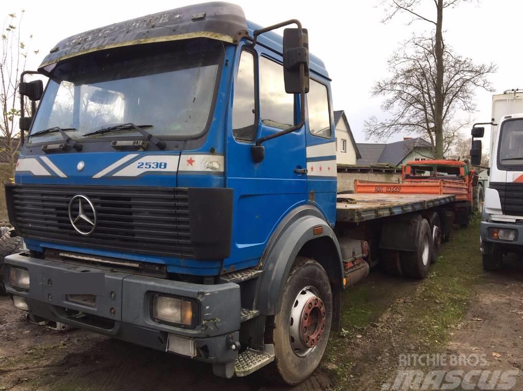 Mercedes-Benz 2538 Retarder