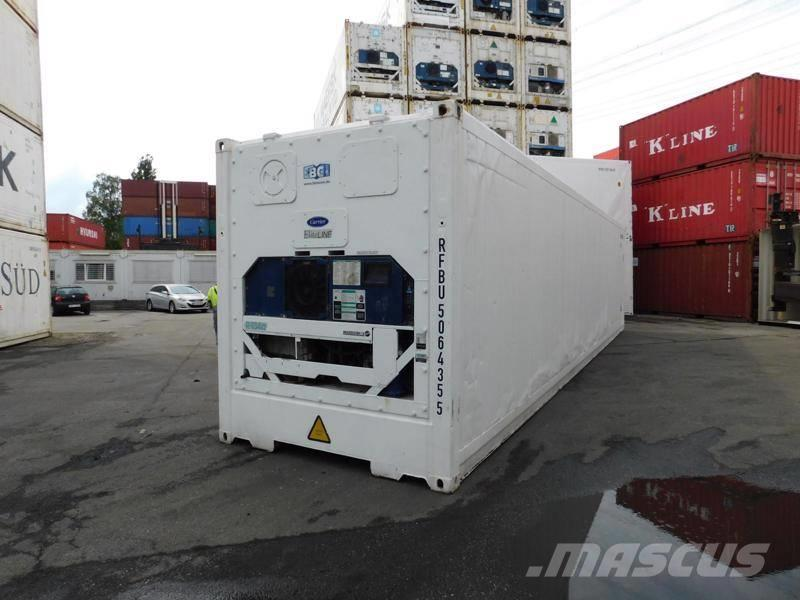 [Other] 40' HC RF Kühlcontainer Reefer Baujahr 2012 Carrie