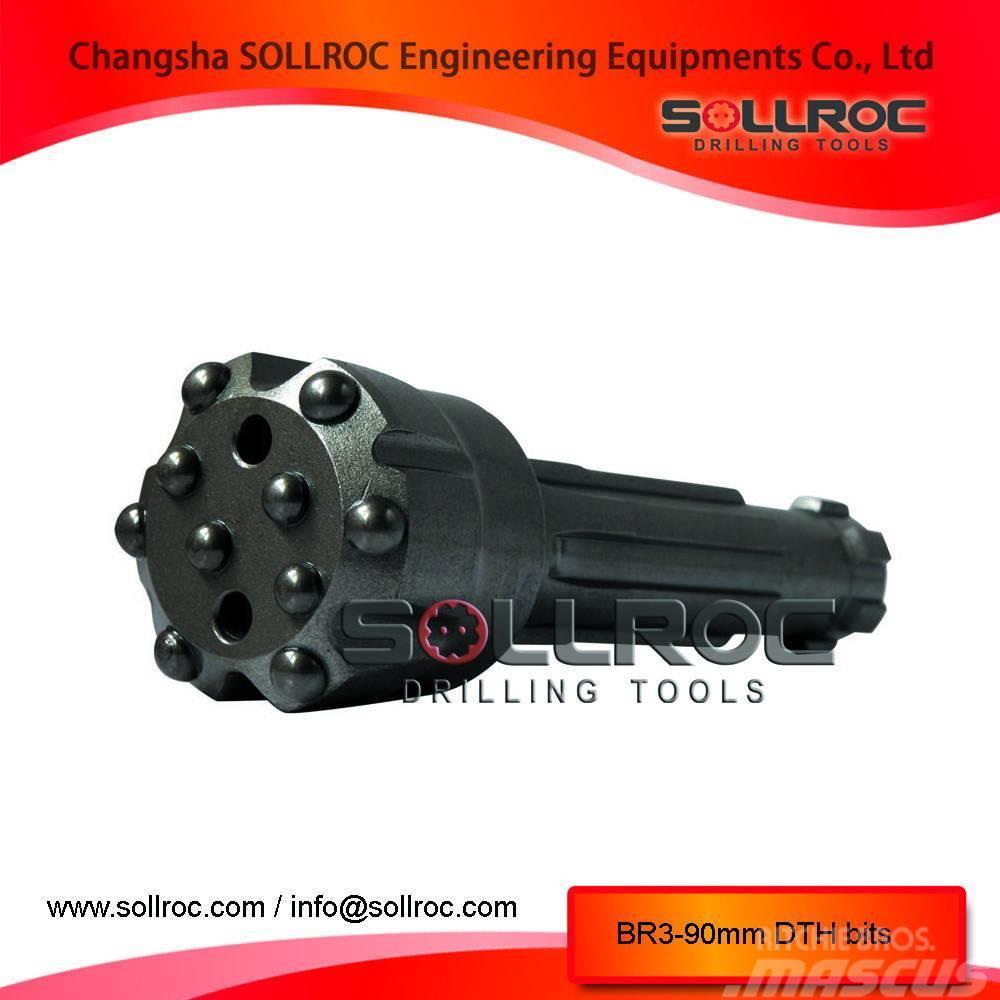 Sollroc COP32 DTH hammers and bits