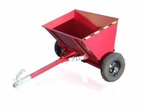 Bonnet Sandspridare ATV