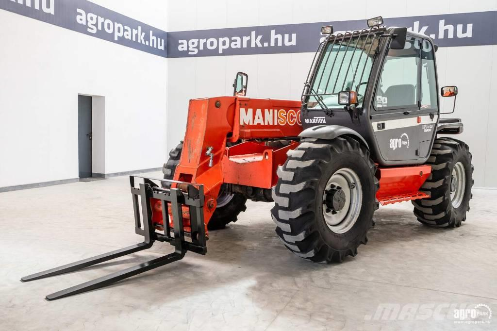 Manitou MLT845-120 LSU (8394 hours) 7,6 m lifting height