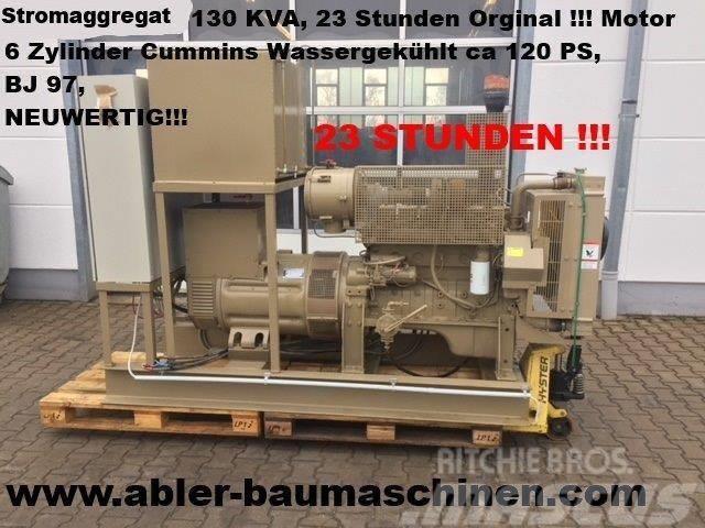Cummins Stromgenerator 130 KVA