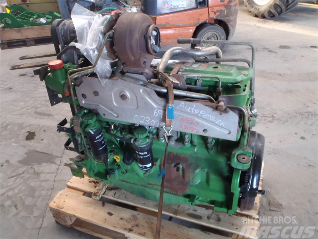 [Other] Engine John Deere 6930