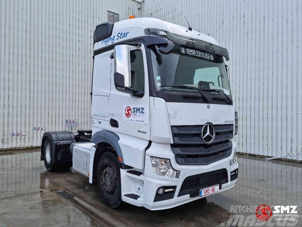 Mercedes-Benz Actros 1848 Streamspace 2m30 532'km