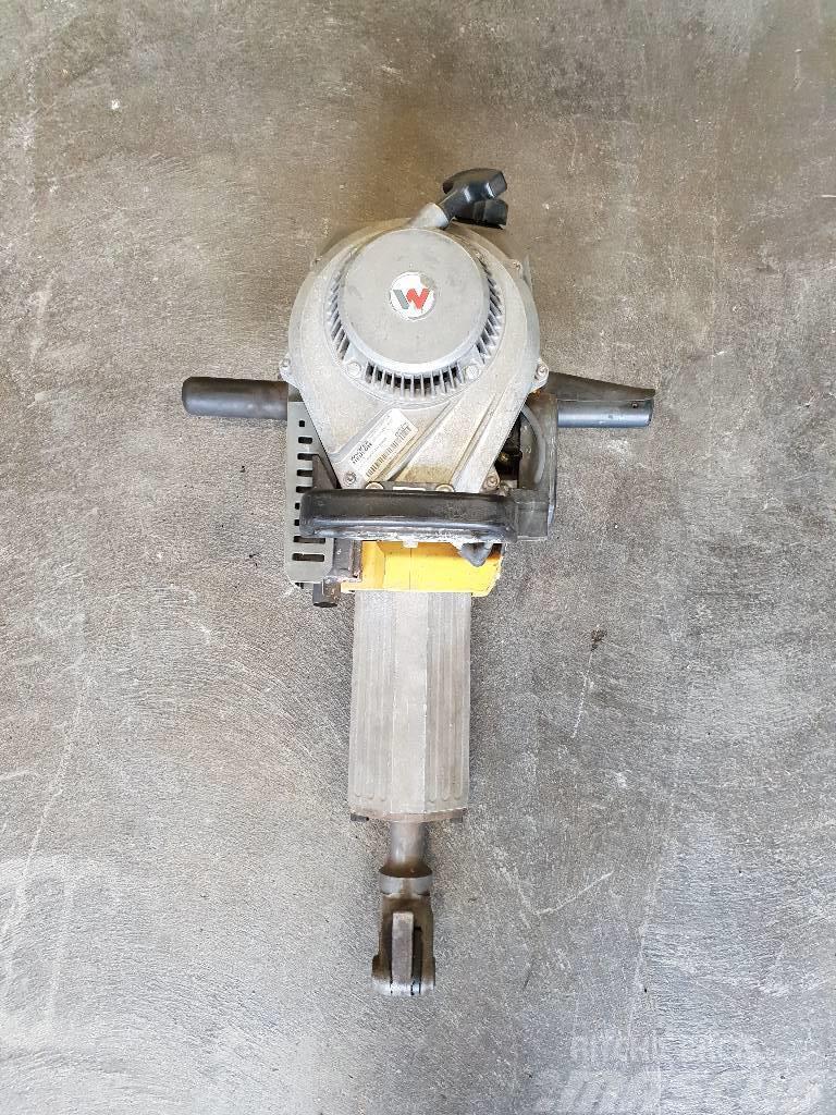 Wacker Neuson BH 55 27x80