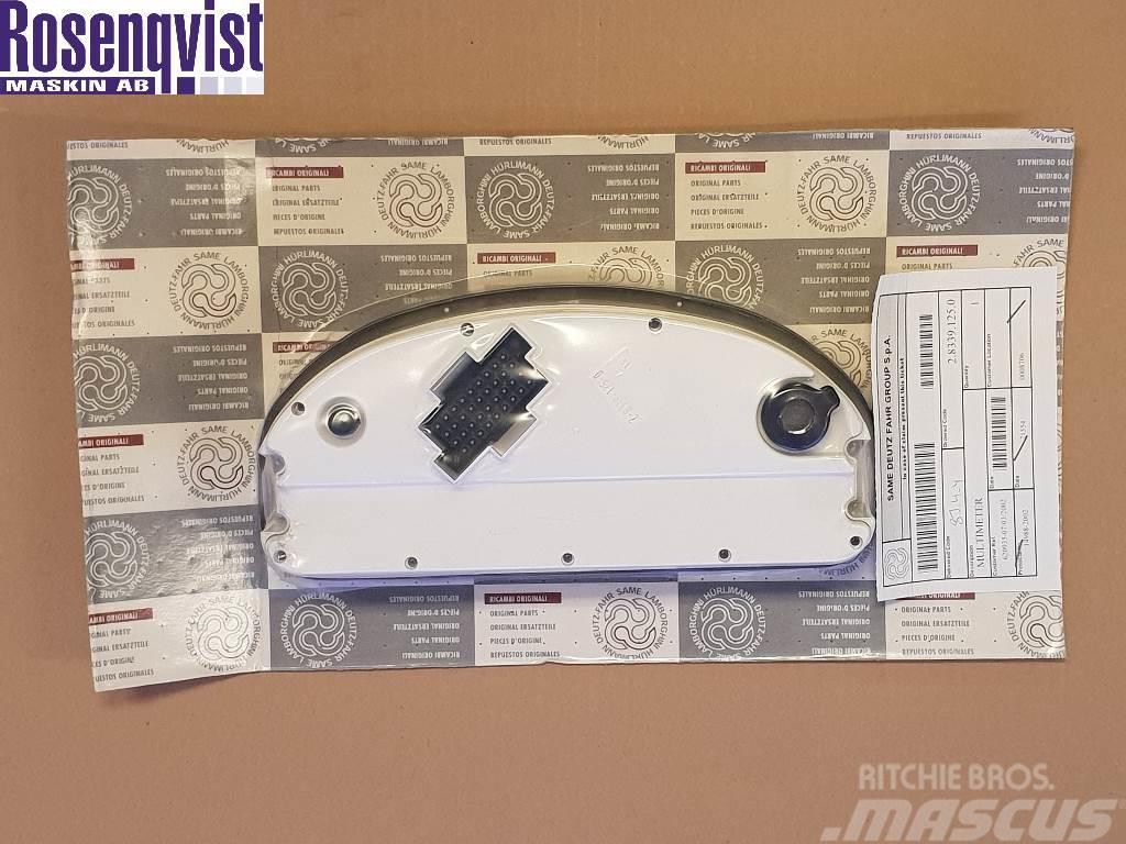 Lamborghini Hurlimann Instrument panel 2.8339.125.0