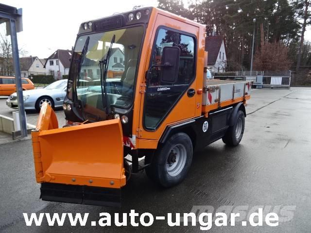 Ladog T1400 G129 4x4x4 kipper Winterdienst 60KM/H