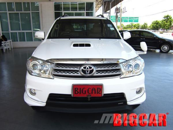 TOYOTA FORTUNER 3.0 TRD Sportivo AT4WD