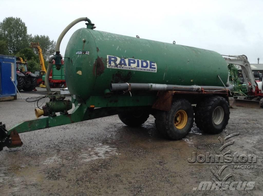 [Other] RAPIDE 3000 Gallon Slurry Tanker