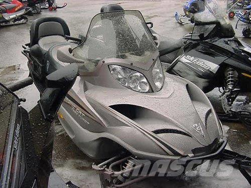 Arctic Cat T660 Turbo Touring 2004